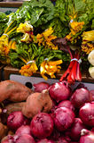 Produto do mercado dos fazendeiros Foto de Stock