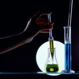 Produto químico Fotos de Stock Royalty Free