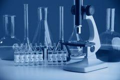 Produto químico Imagem de Stock