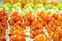 Produto-vegetais frescos de vegetables Fotos de Stock Royalty Free