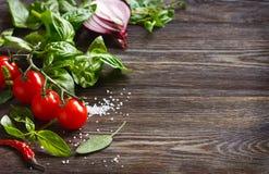 Produto-vegetais frescos de vegetables Foto de Stock Royalty Free