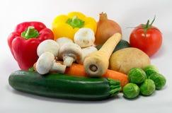 Produto-vegetais frescos de vegetables Imagem de Stock Royalty Free