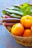 Produto-vegetais frescos de vegetables Fotos de Stock