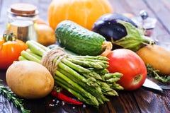 Produto-vegetais frescos de vegetables Imagens de Stock