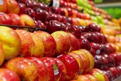 Produto: Vermelho - delicioso Fotografia de Stock