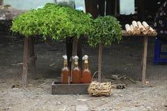 Produtos asiáticos da agricultura Imagem de Stock Royalty Free