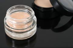 Produtos cosméticos Imagens de Stock Royalty Free
