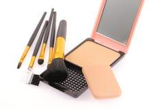 Produtos cosméticos Imagens de Stock