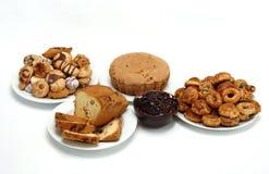 Produtos da padaria Imagens de Stock
