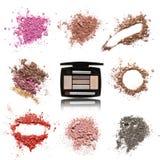 Produtos do cosmético e de beleza fotografia de stock