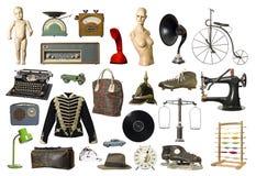 Produtos do vintage Imagens de Stock