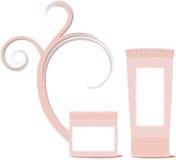 Produtos dos cosméticos Fotos de Stock
