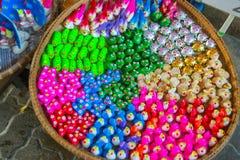 Produtos incomuns pequenos das conchas do mar naturais Imagens de Stock Royalty Free