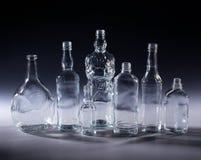 Produtos vidreiros Imagem de Stock Royalty Free