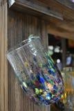 Produtos vidreiros multicoloridos Foto de Stock
