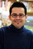 Produttore colombiano/americano James Canon fotografia stock
