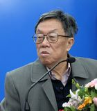Produttore famoso Wang Meng Immagini Stock Libere da Diritti