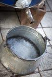 Produzione del brandy della prugna Immagine Stock Libera da Diritti