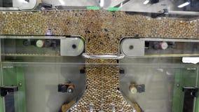 Produzione dell'industria del tabacco archivi video