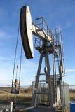 Produzione di petrolio immagine stock libera da diritti