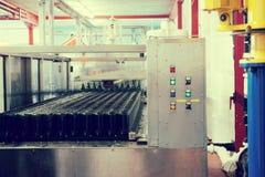 Produzione di vino alla cantina Fotografie Stock