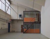 Produzione vuota Corridoio  Fotografia Stock