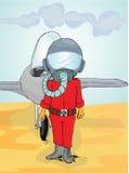 Proef status voor de jet Royalty-vrije Stock Fotografie