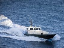 Proefboot Royalty-vrije Stock Foto's