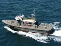 Proefboot Charleston South Carolina 2 Royalty-vrije Stock Afbeeldingen