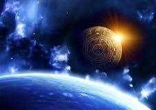 Profecía del maya libre illustration