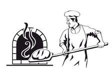 Profesión del cocinero Fotografía de archivo libre de regalías