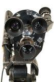 Profesional 35 milímetros la cámara de película. Fotografía de archivo libre de regalías