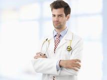 Profesional de la atención sanitaria que cuida Foto de archivo