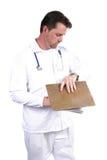 Profesional médico Foto de archivo