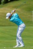 Profesional Michael Hoey del golf Imágenes de archivo libres de regalías