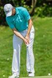 Profesional Michael Hoey del golf Fotos de archivo