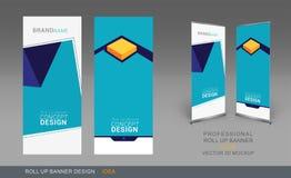 Profesional ruede para arriba el concepto 02 ilustración del vector