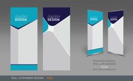 Profesional ruede para arriba el concepto 05 ilustración del vector