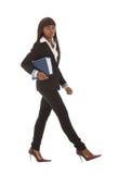 Profesional walk Stock Photography
