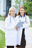 Profesionales del cuidado de Healh, doctores, enfermeras Imagen de archivo