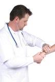 profesjonalista medyczny Zdjęcia Stock