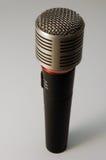 profesjonalista mikrofonu Zdjęcia Royalty Free