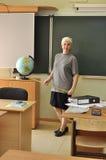 Profesor imagen de archivo libre de regalías