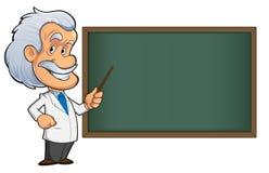 profesor ilustración del vector
