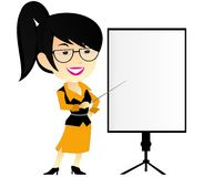 profesor Fotografía de archivo libre de regalías