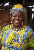 Profesor africano Imagen de archivo libre de regalías