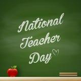 Profesor nacional Day Foto de archivo