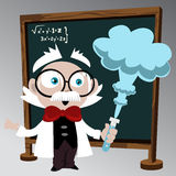 profesor nauka Zdjęcie Stock