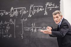 professeur Image stock