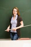 Professeur féminin Photos libres de droits